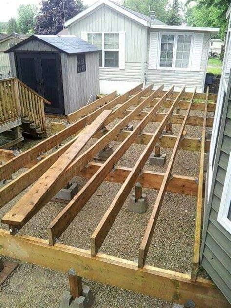 How To Build A Decking Bases