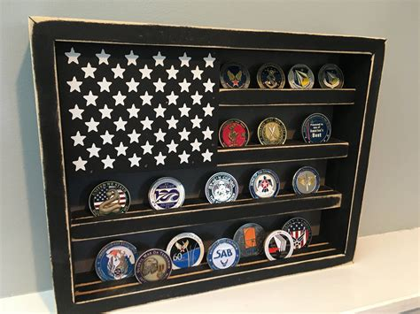How To Build A Display Case For Army Coins