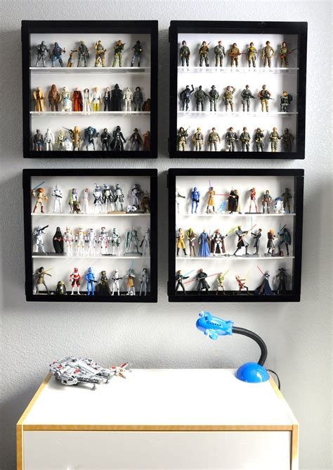 How To Build A Display Case For Figures