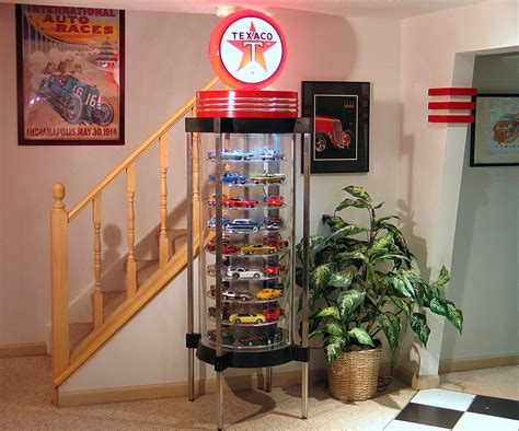 How To Build A Display Case For Model Cars