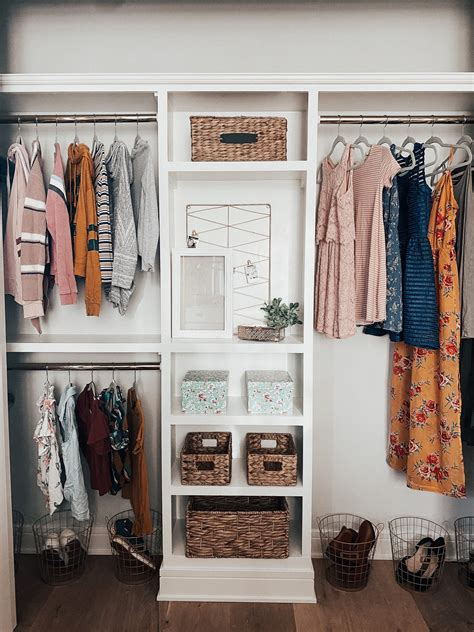 How To Build A Diy Closet Systems