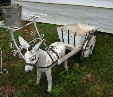 How To Build A Donkey Cart DIY Lawn Craft