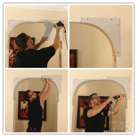 How To Build A Doorway Arch