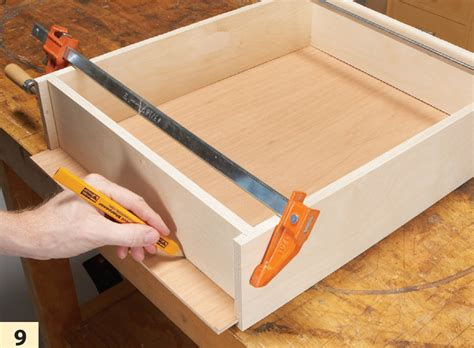 How To Build A Drawer Box Joint