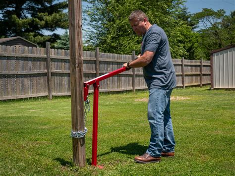 How To Build A Fence Post Puller