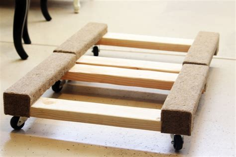 How To Build A Furniture Dolly