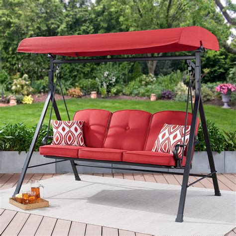 How To Build A Garden Swing Canopy