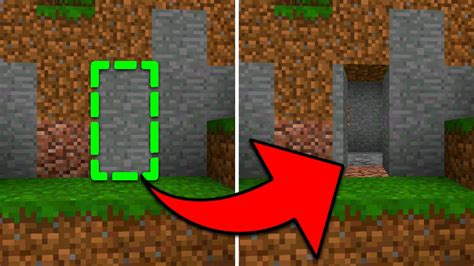 How To Build A Glass Door In Minecraft Pocket Edition