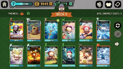 How To Build A Good Deck South Park Iphone Destroyer