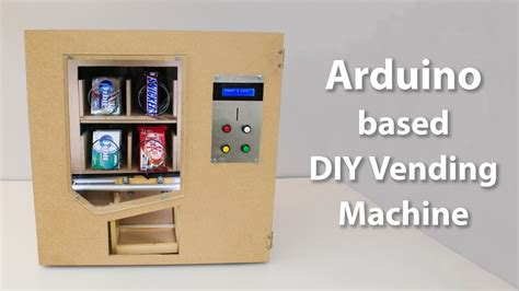 How To Build A Gumball Machine That Work With Money