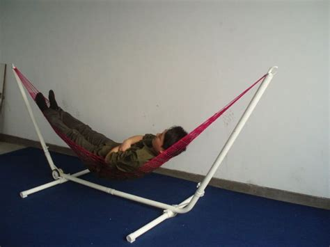 How To Build A Hammock Stand Out Of Pvc Pipe