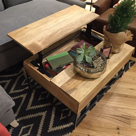 How To Build A Hidden Compartment Coffee Table
