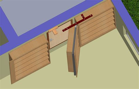 How To Build A Hidden Door Bookcase Swing In