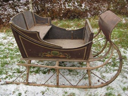 How To Build A Horse Drawn Sleigh Patterns