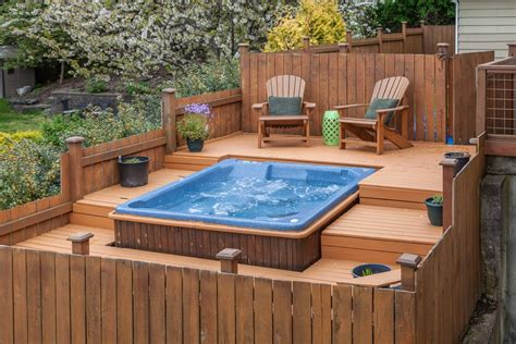 How To Build A Jacuzzi Decking