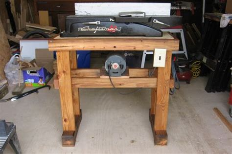 How To Build A Jointer Base