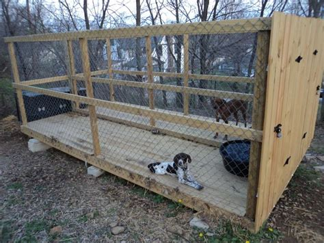 How To Build A Kennel Deck Clips