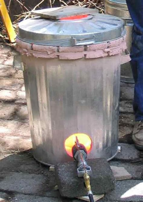 How To Build A Kiln At Home