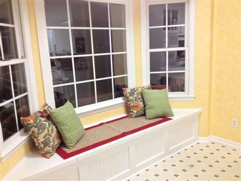 How To Build A Kitchen Bay Window Seat Plans