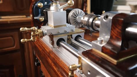 How To Build A Lathe Machine For Metal