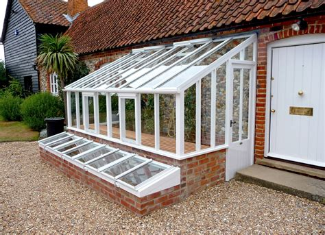 How To Build A Lean to Greenhouses Glass