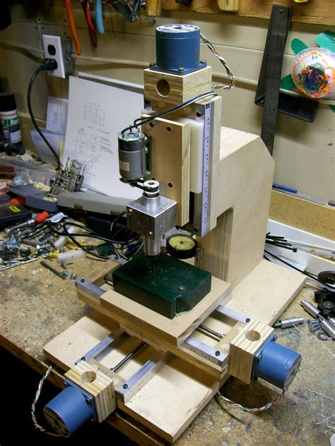 How To Build A Micro Lathe Machine