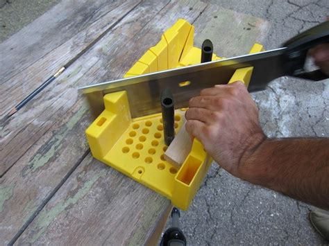 How To Build A Miter Box