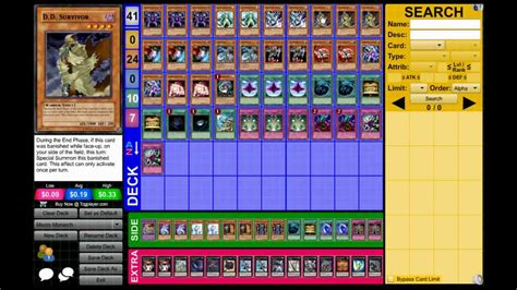 How To Build A Monarch Deck Profile