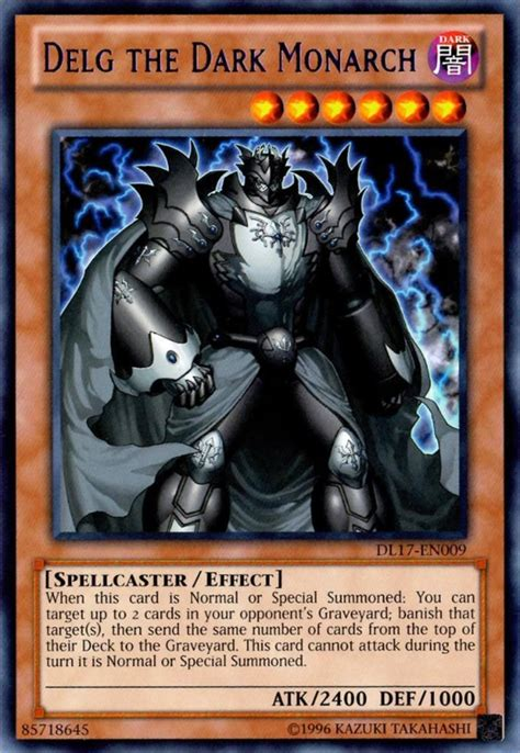 How To Build A Monarch Deck Yugioh