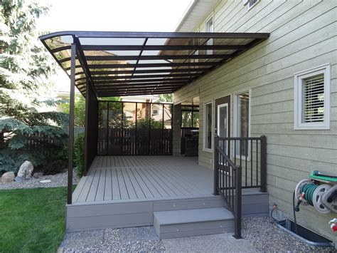 How To Build A Patio Deck Cover