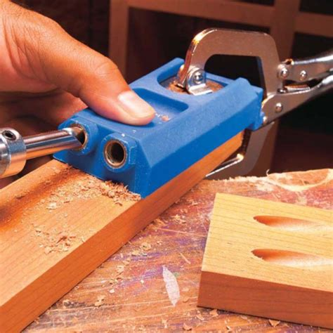 How To Build A Pocket Screw Jig