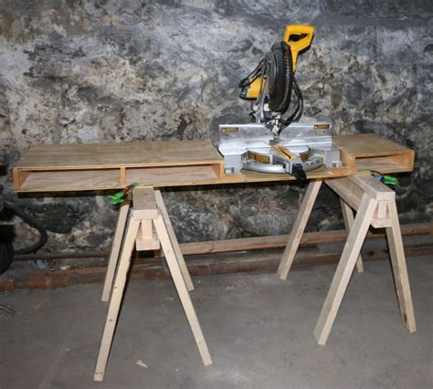 How To Build A Portable Table Saw Table Plans