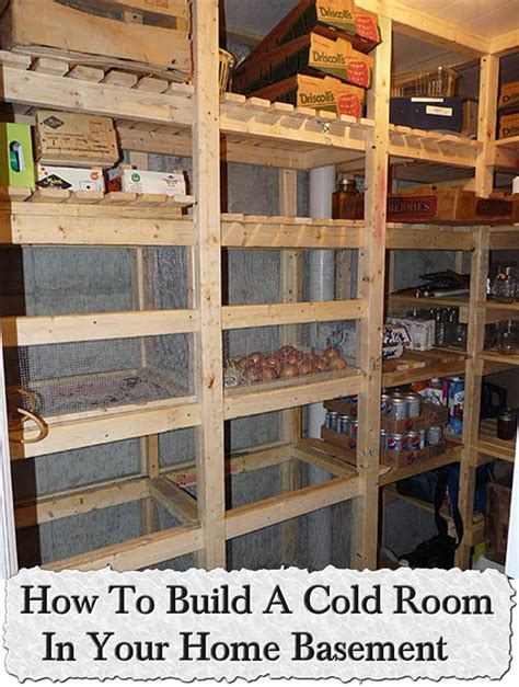 How To Build A Potato Bin In Cold Room Panels