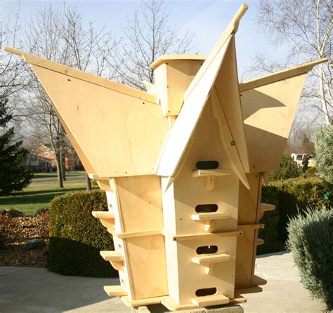 How To Build A Purple Martin Birdhouse Plans