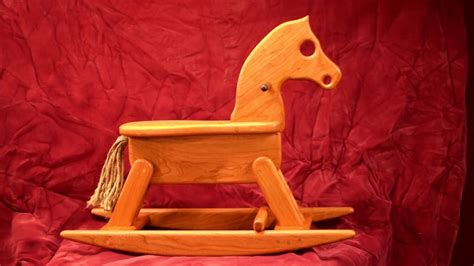 How To Build A Rocking Horse Youtube