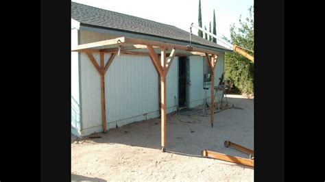 How To Build A Rolling Carport