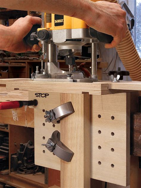 How To Build A Router Mortise Jig Plans