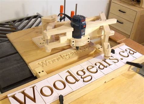 How To Build A Router Pantograph Templates