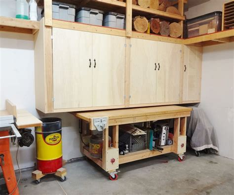 How To Build A Shop Cabinet