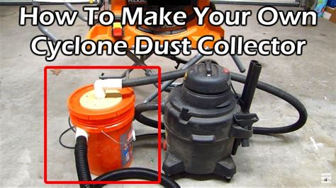 How To Build A Shop Vac