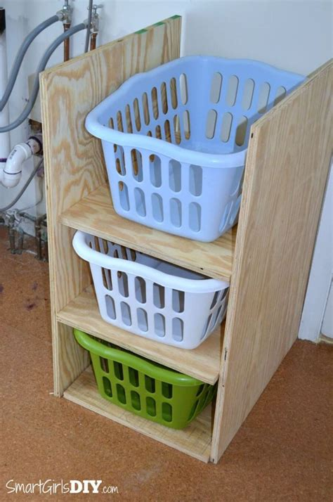 How To Build A Simple Laundry Hamper