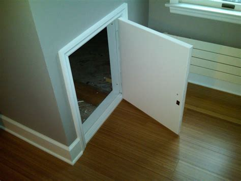 How To Build A Small Access Door