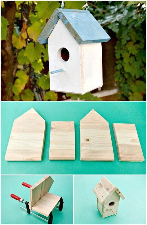 How To Build A Small Birdhouse Kits