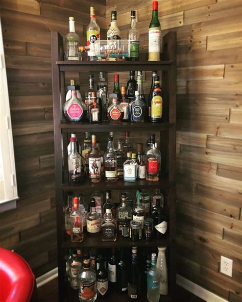 How To Build A Small Liquor Cabinet