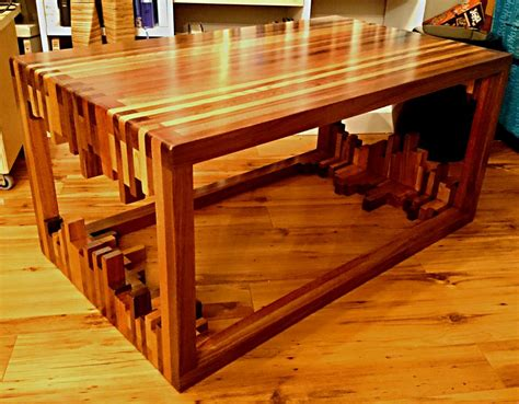 How To Build A Small Table Out Of Scrap Wood