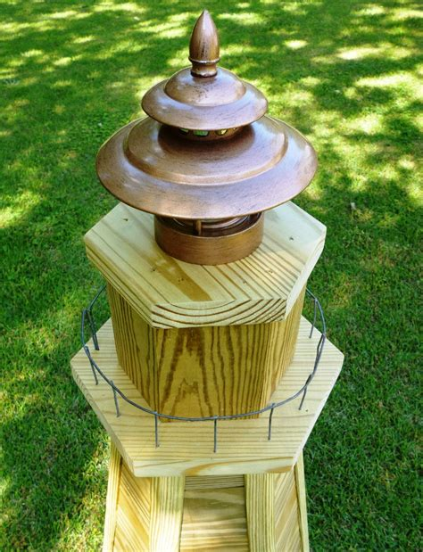 How To Build A Small Wooden Lighthouse