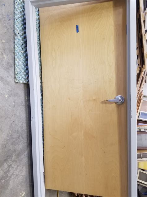 How To Build A Solid Core Wood Door