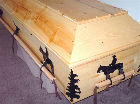 How To Build A Square Box Coffin For Dogs