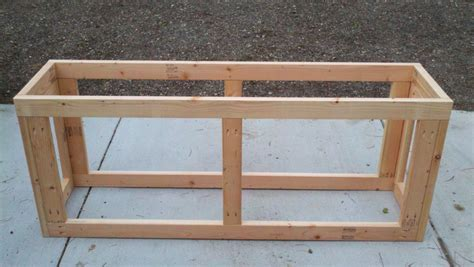 How To Build A Square Frame Out Of 2x4
