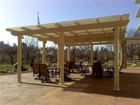 How To Build A Stand Alone Patio Cover